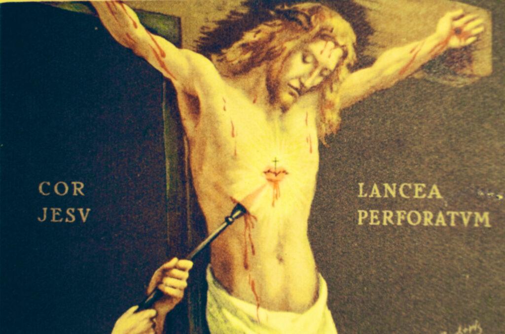 Longinos: El santo que traspasó con su lanza a Jesús – REVISTA ...